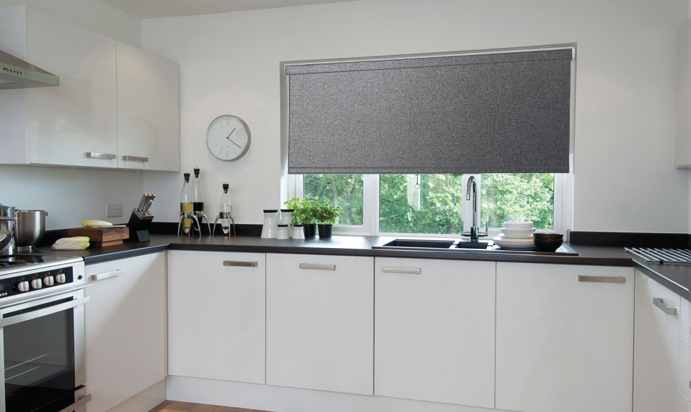 Athena Alloy Motorised Blind
