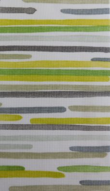 barcode-linear-lime-roller blinds fabric