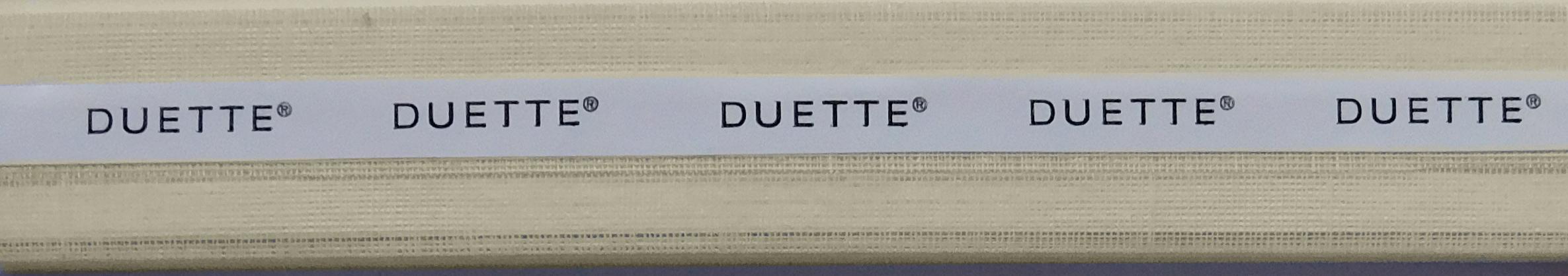Batiste Sheer Fulltone Papyrus Duette sample
