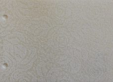 Chantilly Lace cream roller blinds fabric