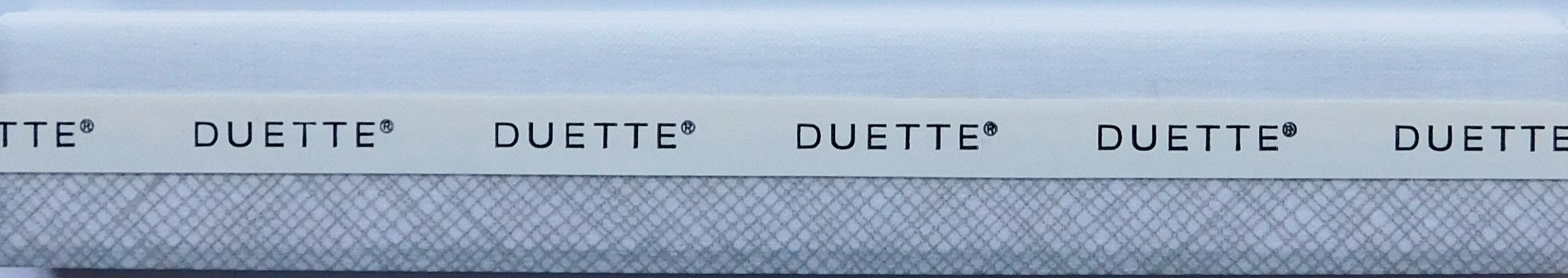 Divel Agate Grey Duette Blind Fabric