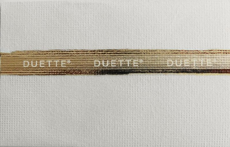 Duette Seagull Blackout Blind Fabric 64mm