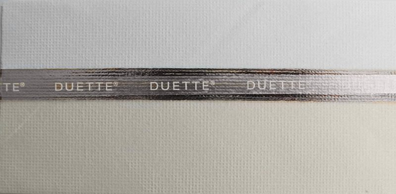 Duette Sand Blackout Blind Fabric 64mm