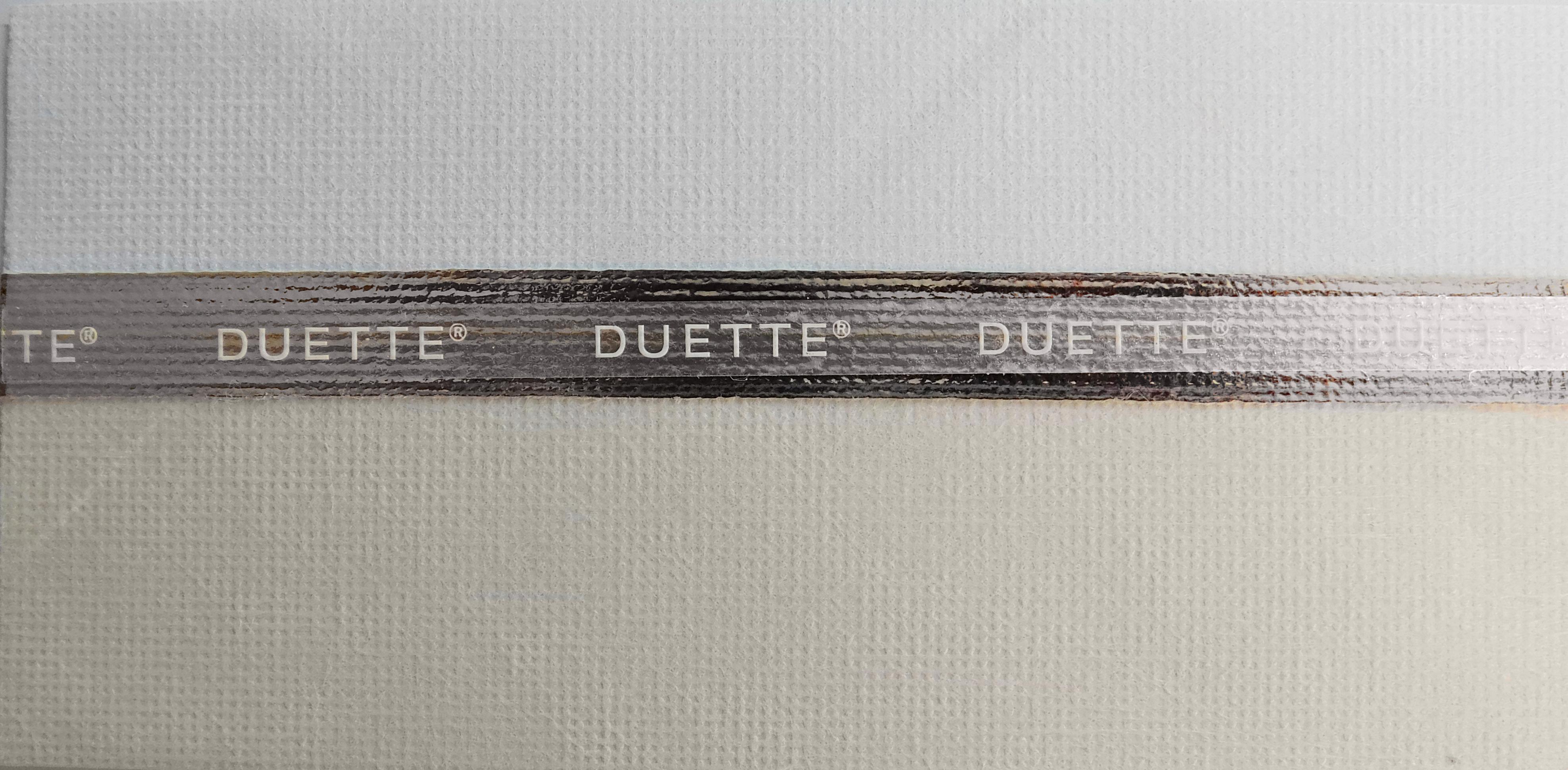 Buy Shell Blackout Fire Retardant Duette Blinds 64 Mm