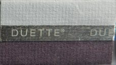Duette Classic Alexandria Blackout Blind Fabric 25mm
