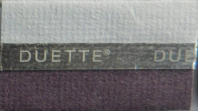 Duette Classic Alexandria Blackout Blind Fabric 25mm