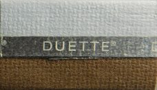 Duette Classic Bambi Blackout Blind Fabric 25mm
