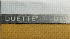 Duette Classic Caribou Blackout Blind Fabric 25mm