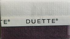 Duette Classic Alexandria Duo Tone Blind Fabric 25mm