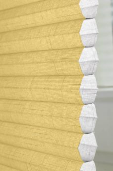 Duette Fixe Tumble Stone Batiste Blinds 32 mm