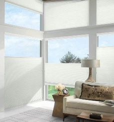 Duette Blinds Honeycomb 32 mm Batiste Blinds