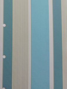 Figaro Aqua blind fabric