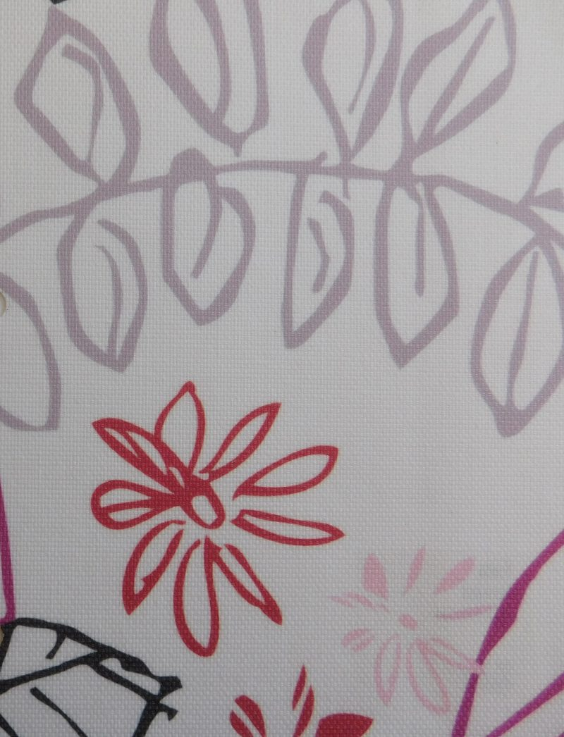 Folia-damson-roller blinds fabricFolia Damson Senses Blind fabric