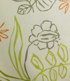Folia Evergreen Roller blind fabric