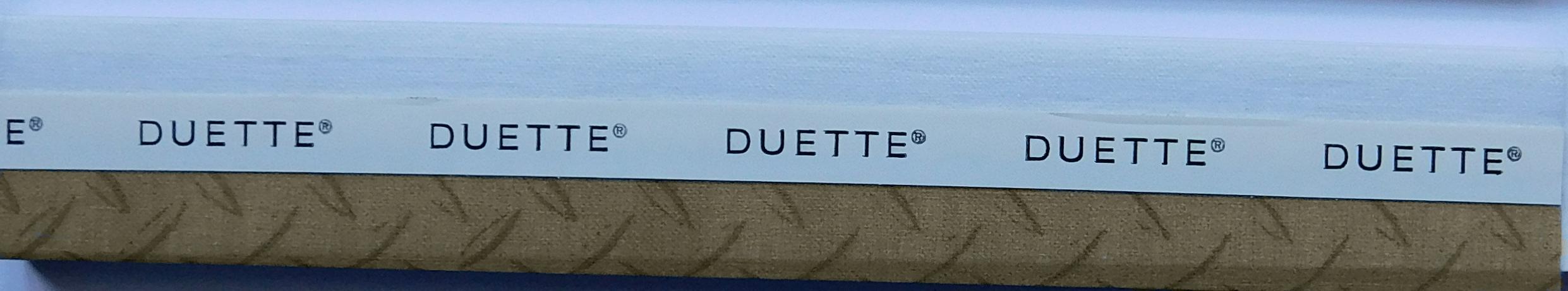 Hank Elephant Duette Blind Fabric