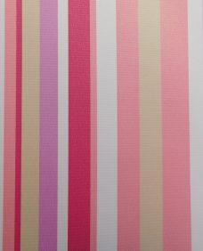 La Di Da Pink blind fabric