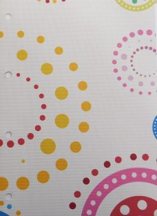 Merry Go Round Roller Blind Fabric