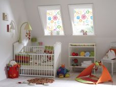 Merry Go round Kids Roller Blind