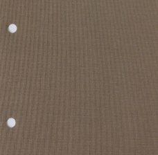 Rianna Duo Hazelnut Blackout Roller Senses Blind Fabric