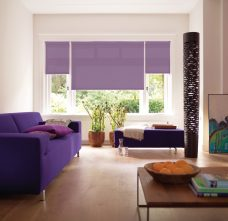 Roller Blinds Enhanced Options Braid/ Scallops