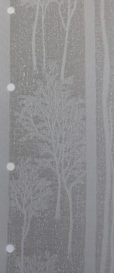 Trees Arbre Blind fabric