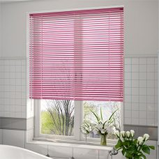 Venetian Blind 2149 in a bathroom