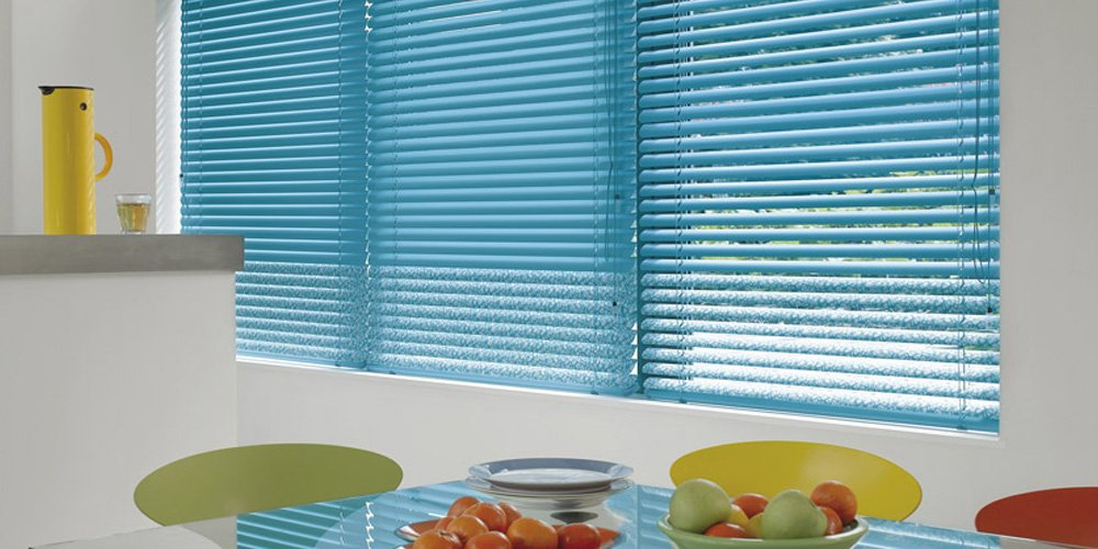 Venetian blinds 2548 25 mm mixed slats