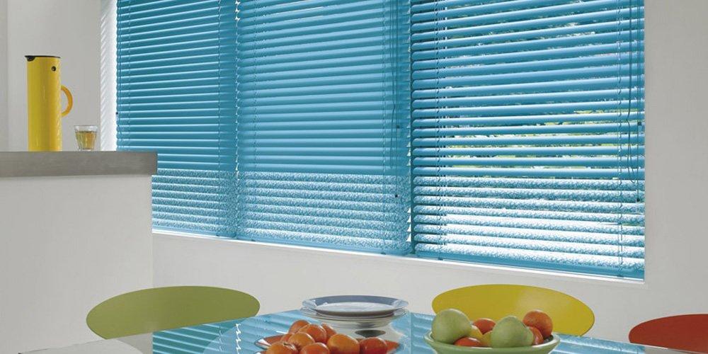 Venetian blinds 2548 25 mm mixed slats