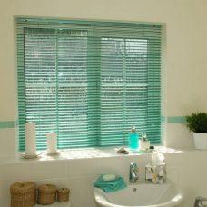 Venetian Blind 2853 in a bathroom
