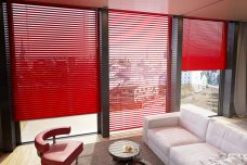 Three Venetian Blinds 5101 25 mm gloss slat