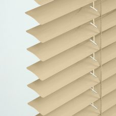 Venetian Blind 7419 25 mm jute slats close up