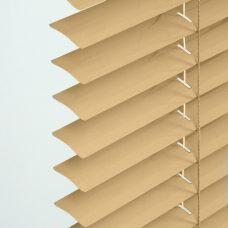 Venetian Blind 7421 25 mm jute slats close up