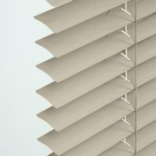 Venetian Blind 7425 25 mm jute slats close up