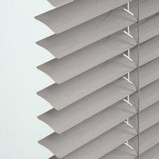 Venetian Blind 7430 25 mm jute slats close up