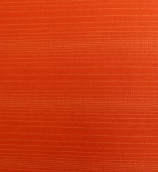 Woven Stripe Coral Roller Blind Fabric