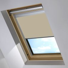 0017-002 Bog Cotton Skylight Blind
