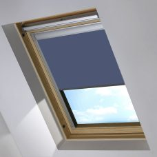 0017 009 Fisherman's Blue Skylight Blind