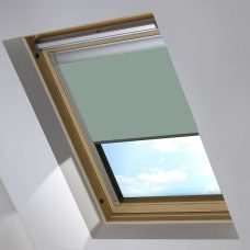 0017 -020 Duck Egg Skylight Blind