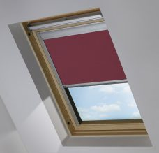 0119 Plum Skylight Blind