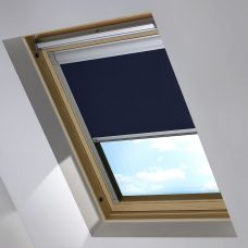 0224 Navy Skylight Blind