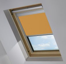 0424 Amber Sunset Skylight Blind