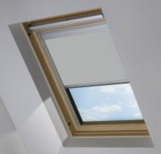 0511 Light Grey Skylight Blind