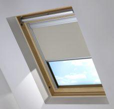 0651 Latte Skylight Blind