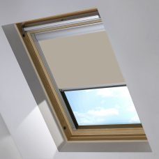 0652 Coffee Skylight Blind
