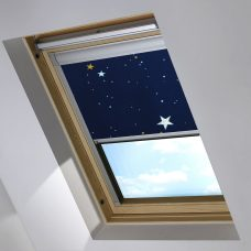200 Night Sky Skylight blind