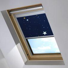 200 Night Sky Skylight blind