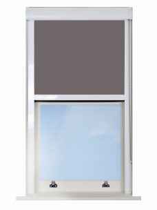 2228 718 Pewter Blocout XL Blind