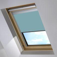 2228-810 Crockery Teal Skylight blind