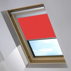 2228 851 Carnival Red skylight blind
