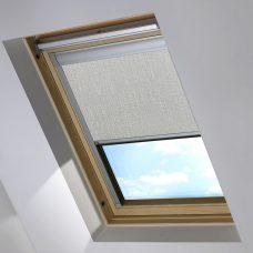 956135-8-Almond-Cream Skylight Blind